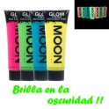 Maquillaje Glow in the dark - 12 ml.
