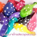Dots ballons color