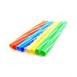 Big straws. 40 cm. 100 units