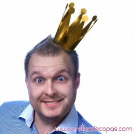 Party Crowns - 3 pc