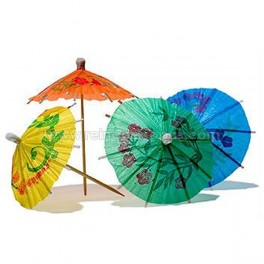 Cocktail Umbrellas. 200 units