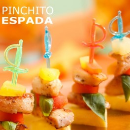 Sword pintxos. 100 units