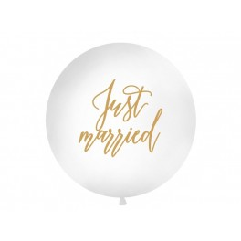 "Globos Gigantes  ""Just Married"""