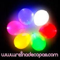 Globos Luminosos LED - 5 uds.
