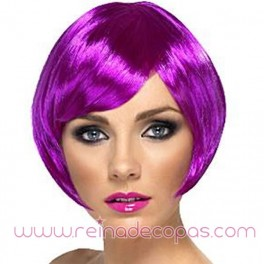 Babe Purple Wig