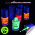 Neon colors nail varnish . 14 ml