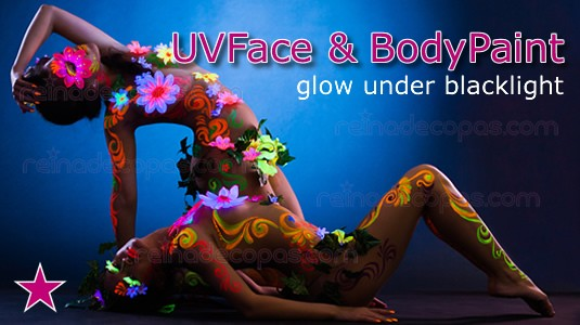 BodyPaint UV Neon