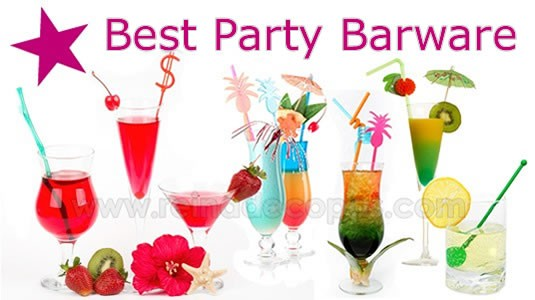 Party Barware Funny