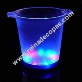 Led ice bucket. 3 colors